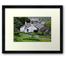 Dove Cottage   Framed Print
