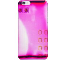Abstract Pink Bloc ~ Larger iPhone Case/Skin