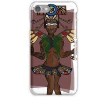 Totem Pole Concept iPhone Case/Skin