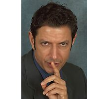 Jeff Goldblum Photographic Print