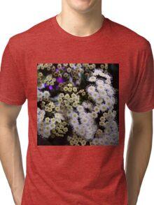 A Flurry Of Garden Fur Tri-blend T-Shirt