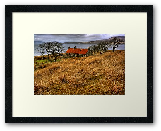 The Red Roof (1) by Karl Williams