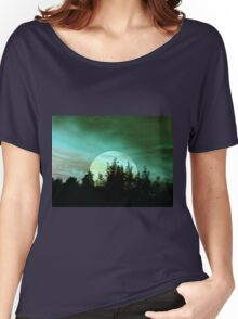 Light & Colour & Shapes (b) Women's Relaxed Fit T-Shirt