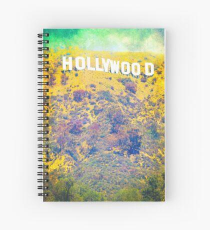 Hollywood Spiral Notebook