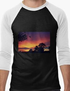 Colours Of  An Autumn Morning Men's Baseball ¾ T-Shirt
