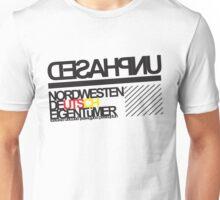 Nordwesten Deutsch Eigentumer Unisex T-Shirt