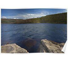 Ladybower Reservoir Poster