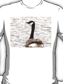 Glimpse From A Gander T-Shirt