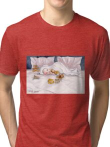Baby and Friends Tri-blend T-Shirt