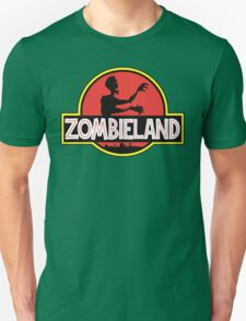 Jurassic Parody Zombie T Shirt T-Shirt