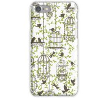 Caged Ivy iPhone Case/Skin