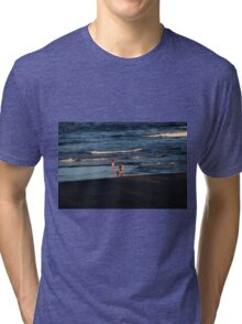 Late in the  Afternoon Tri-blend T-Shirt
