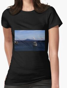 Eden, NSW Womens Fitted T-Shirt