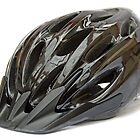 Cycle helmet by Mark  Humphreys