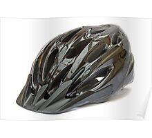 Cycle helmet Poster