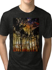 Refection of Nature Tri-blend T-Shirt