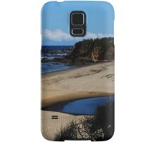 GlassHouse Rocks  Beach #8, Narooma Samsung Galaxy Case/Skin
