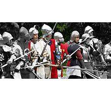 The Battle Photographic Print