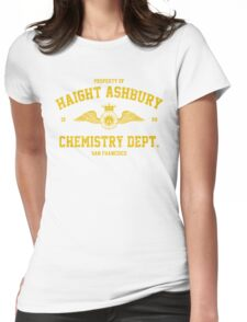 Property of Haight Ashbury Womens Fitted T-Shirt