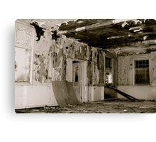 Harperbury - Decay Canvas Print