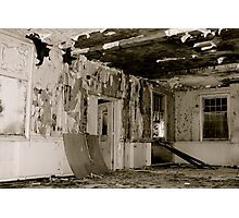 Harperbury - Decay Photographic Print