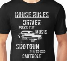 House Rules Unisex T-Shirt