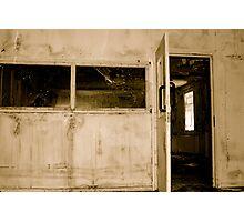 Harperbury - Exit Photographic Print