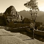 Wayna Picchu by Phillip Moore
