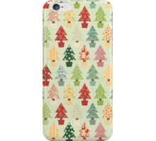 Country Christmas Tree iPhone Case/Skin