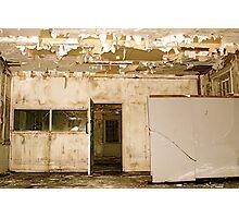 Harperbury - Doorway Photographic Print