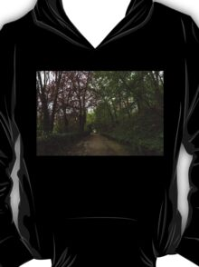 Spring Forest With Tulips T-Shirt
