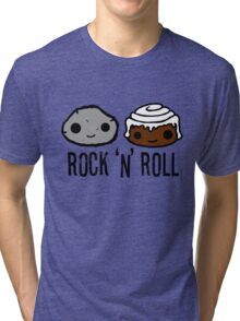 Rock 'N' Roll Tri-blend T-Shirt