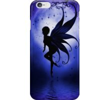 Indigo Fairy iPhone Case/Skin
