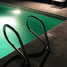 poolside by Bruce  Dickson