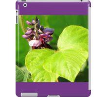 Kudzu - Foot-A-Night Vine Bloom iPad Case/Skin