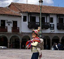 Cusco Kid by Phillip Moore