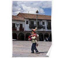 Cusco Kid Poster