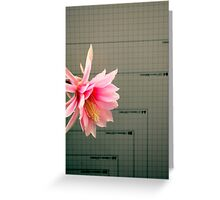 A Chart Topper Greeting Card