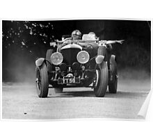 1927 Bentley Speed Six Tourer Poster