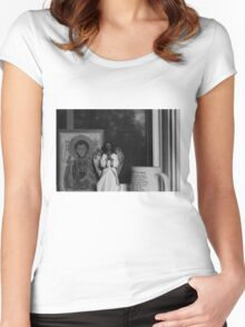 Icons Women's Fitted Scoop T-Shirt