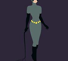 Catwoman by karlaestrada