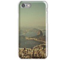 Rio de Janeiro vintage iPhone Case/Skin