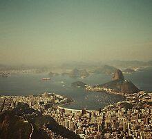 Rio de Janeiro vintage by vvinicius