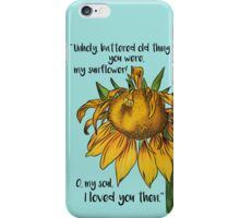 Summerly iPhone Case/Skin