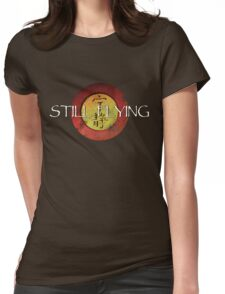 Still Flying Womens Fitted T-Shirt