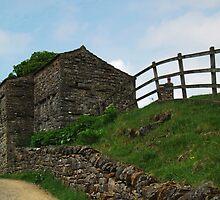 A Keld Barn by WatscapePhoto