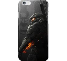 Halo 4 Master Chief - United He Stands iPhone Case/Skin