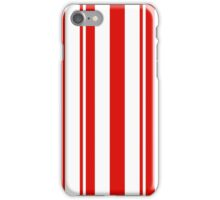 Dapper Dans - Red iPhone Case/Skin