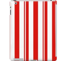 Dapper Dans - Red iPad Case/Skin