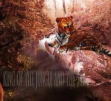 King of the Jungle & the Sky by Tymiq Thomas